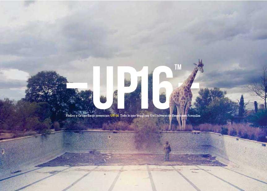 UP16 Exojo  www.exojo.com